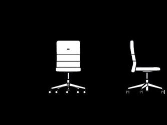 lento-agilis-ag60-ergonomischer-drehstuhl-mittelhoch