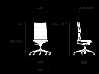 lento-agilis-matrix-mt12-ergonomischer-drehstuhl-hoch