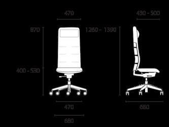 lento-agilis-matrix-mt14-ergonomischer-drehstuhl-hoch-mit-kopfstuetze