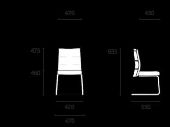 lento-agilis-matrix-mt40-ergonomischer-freischwinger-mittelhoch