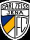 Logo des FC Carl Zeiss Jena, Fußballverein aus Jena, Thüringen