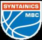 Logo der Syntainics MBC, Mitteldeutscher Basketball Club, Basketballverein aus Weißenfels, Sachsen-Anhalt